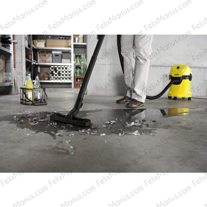 aspirateur eau et poussi re karcher wd2 premium. Black Bedroom Furniture Sets. Home Design Ideas